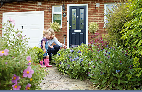 Composite Doors in Staffordshire and Stoke-on-Trent