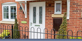 uPVC Door Styles in Staffordshire and Stoke-on-Trent