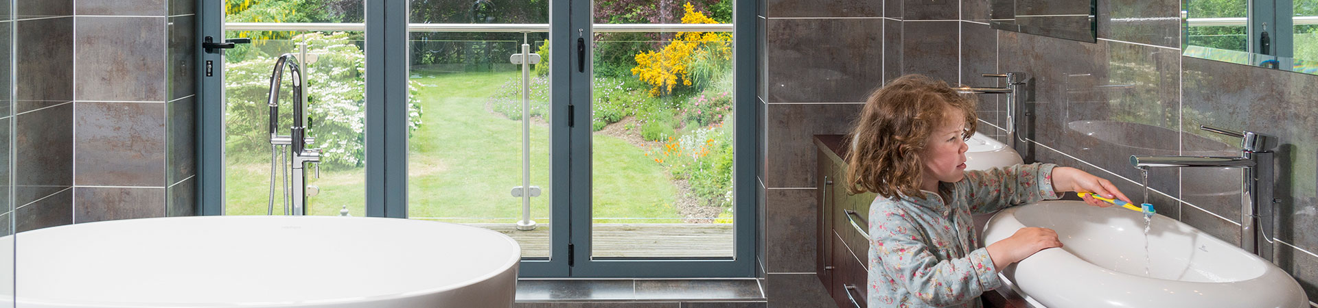 uPVC Bi-Fold Doors Staffordshire and Stoke-on-Trent
